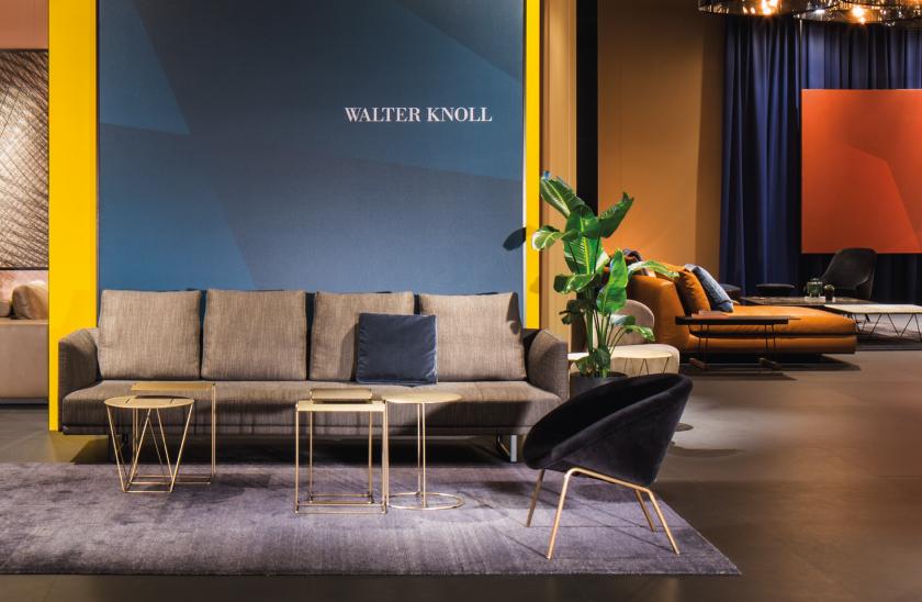 Walter Knoll - Keulen Design Fair 2017