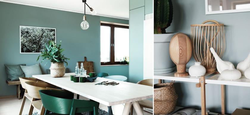 Inspiratie over de kleur groen in huis | MisterDesign