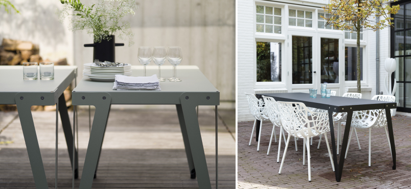 MisterDesign, Outdoor, Outdoor Design, Design Tuinmeubels, Kartell, Vitra, Knoll, Functionals, Knoll