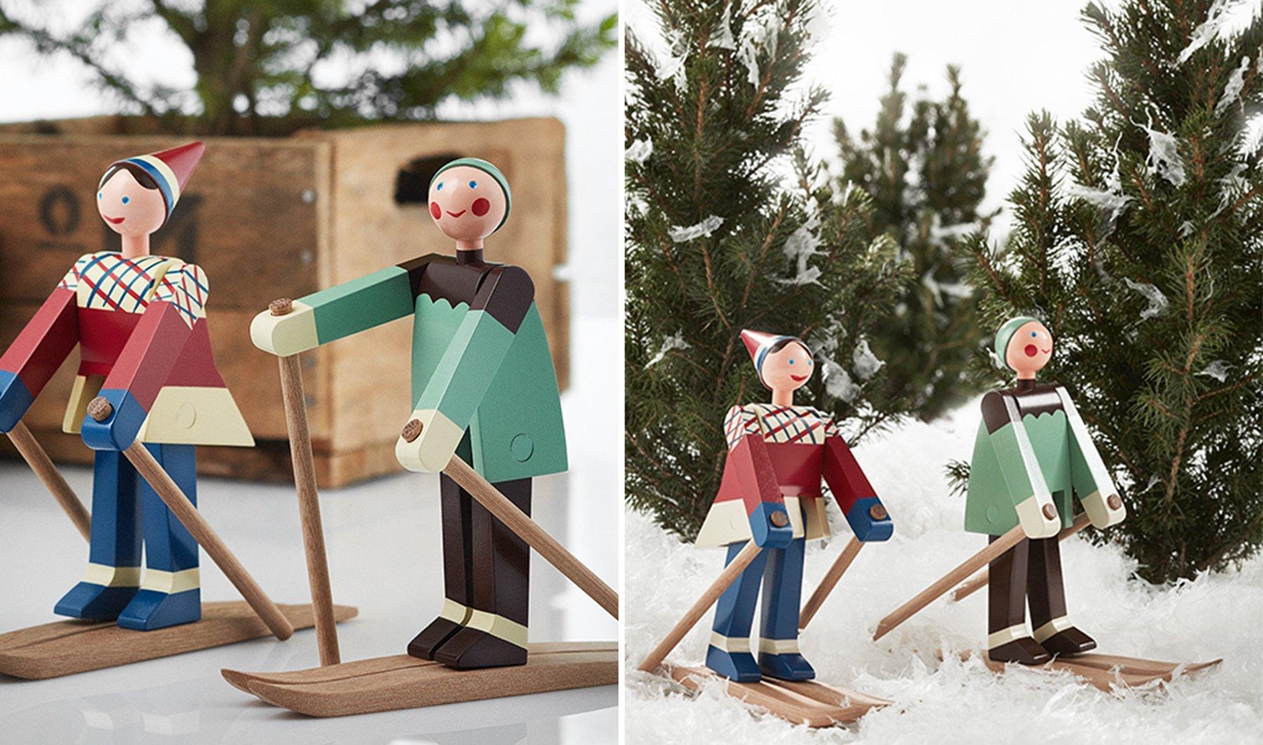 Boje the skier
