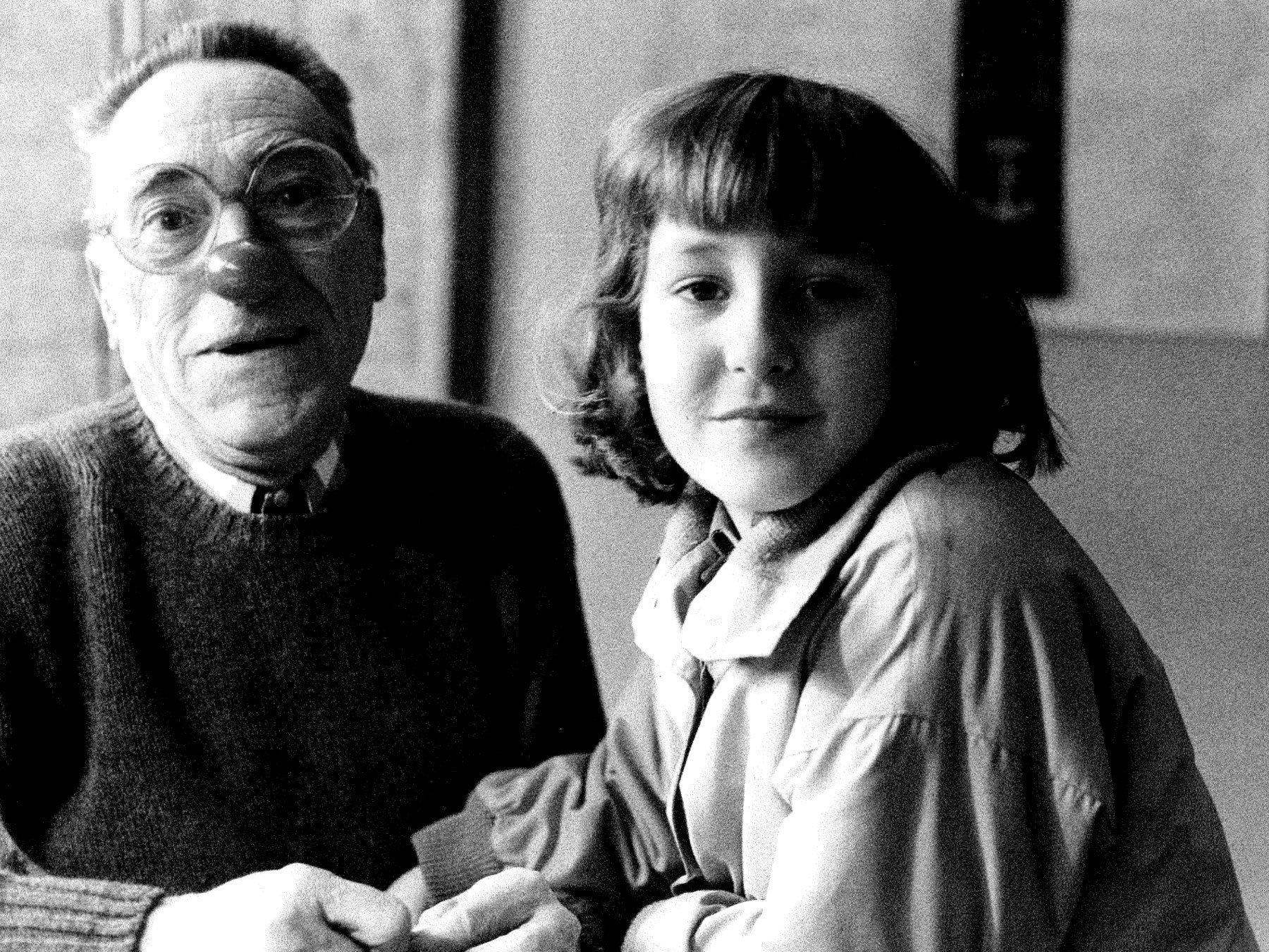 Giovanna en Achille Castiglioni