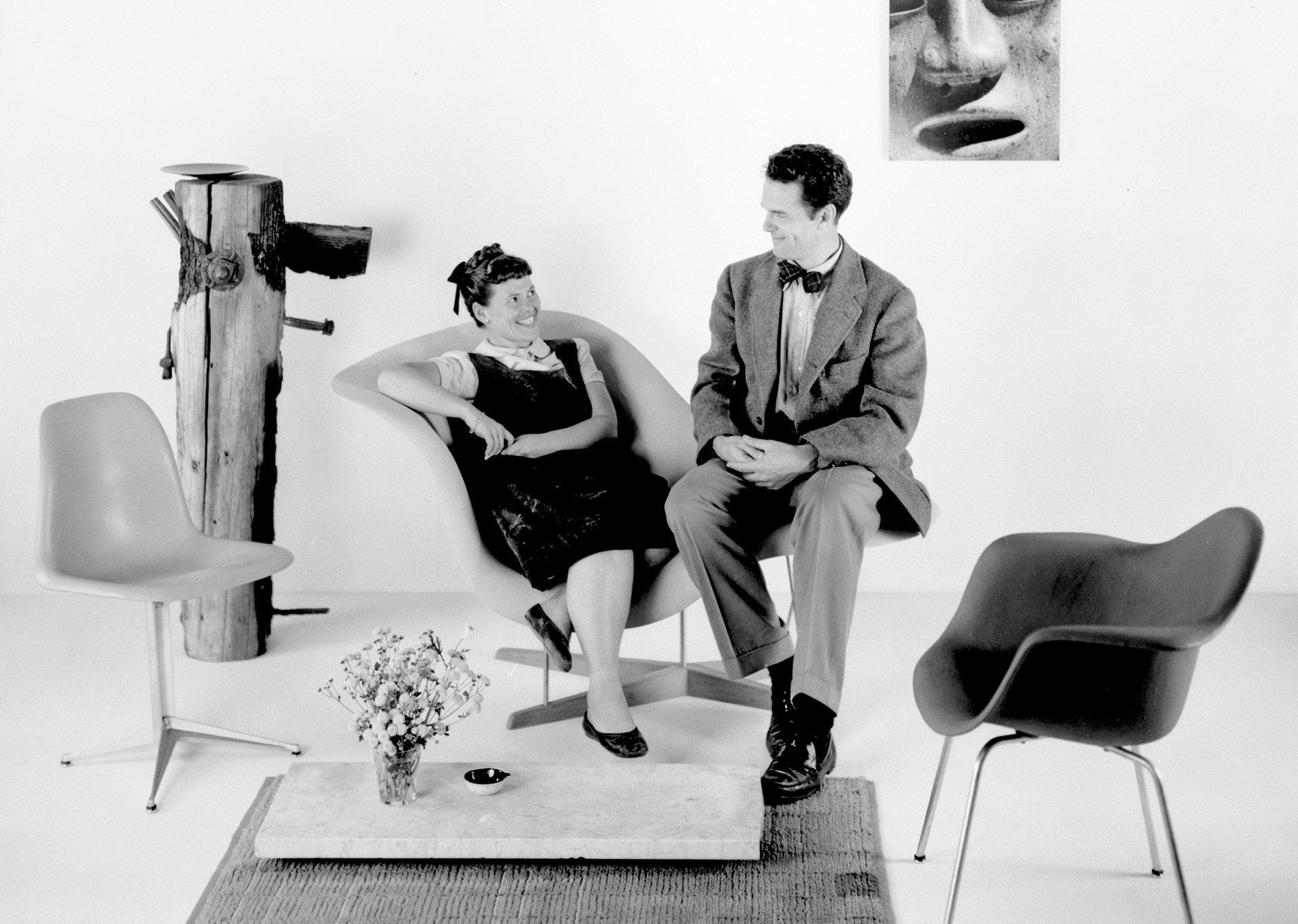 Ray en Charles Eames Vitra
