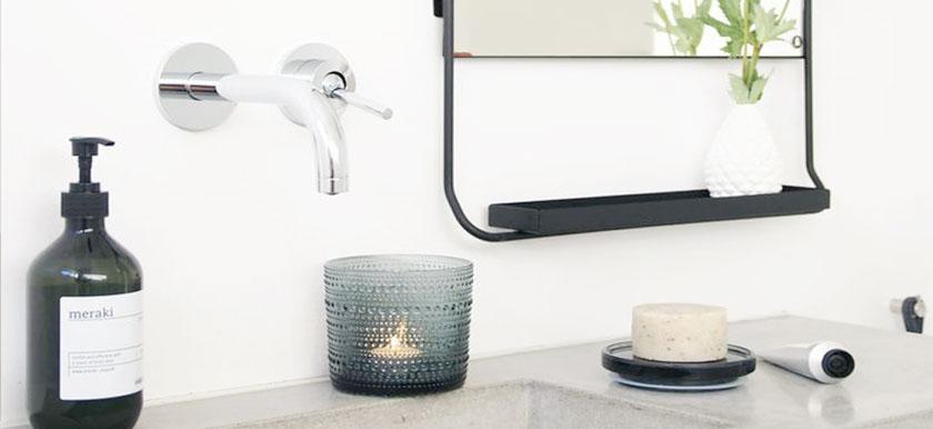 Inspiratie voor kleine badkamer | MisterDesign