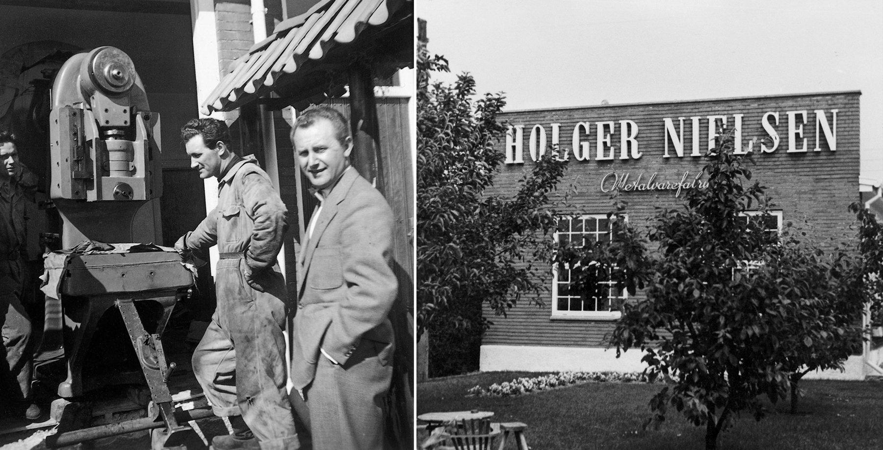 Holger VIPP fabriek