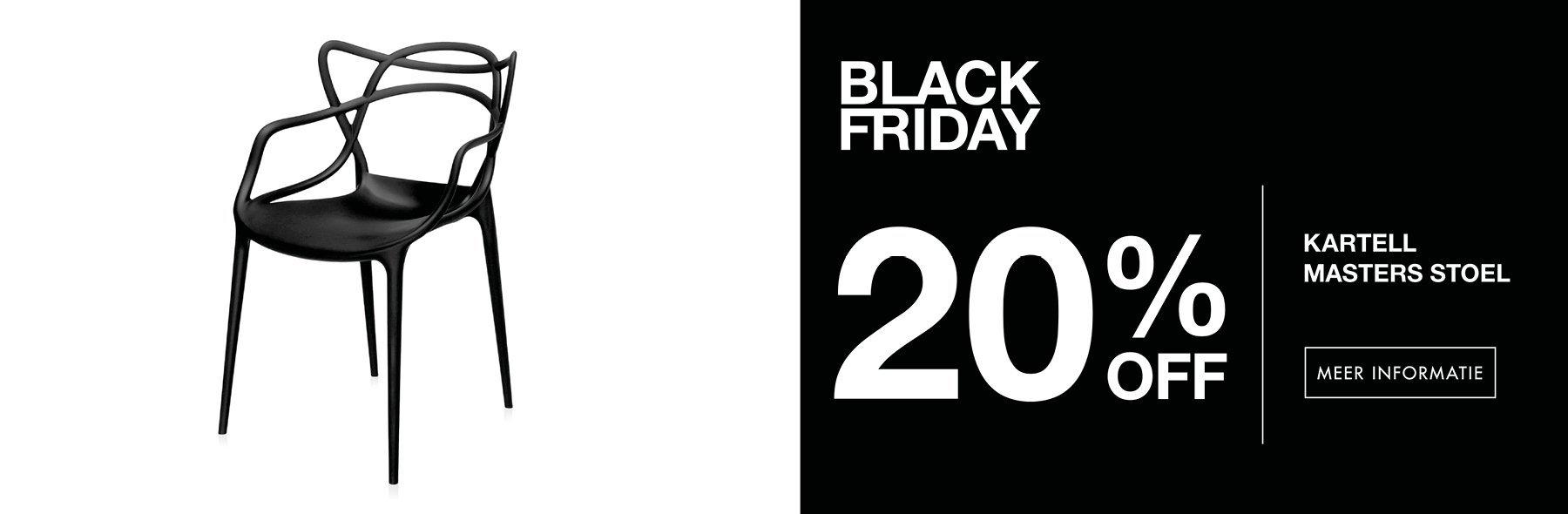 Black Friday Kartell