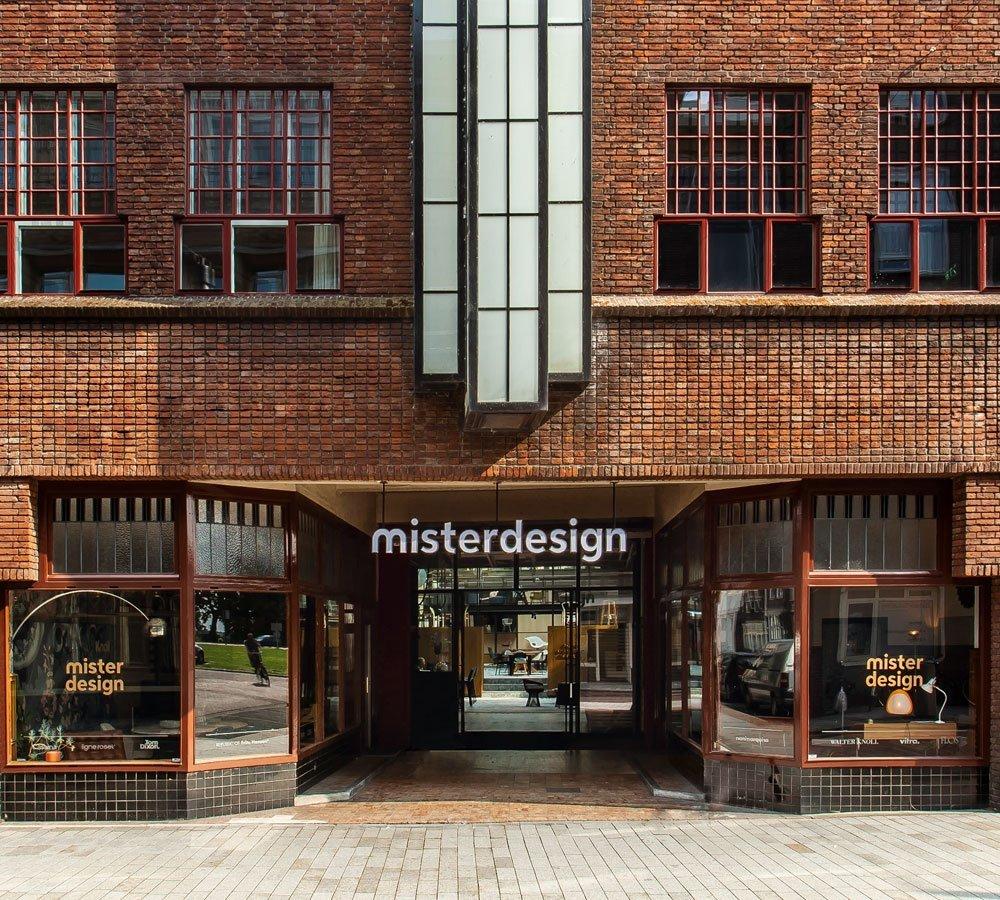 MisterDesign showroom