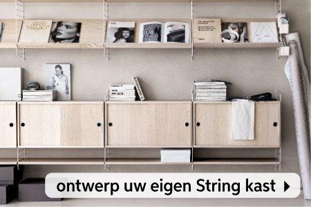 string banner configurator