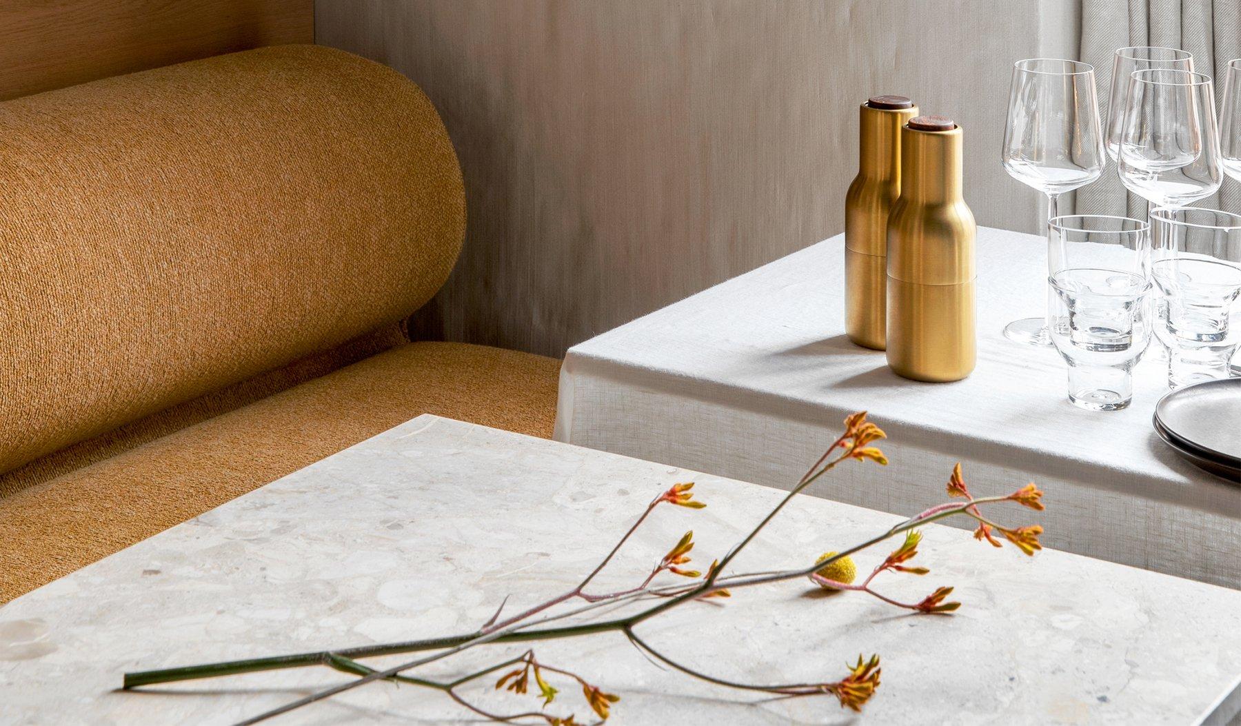 Design in de keuken - Menu Bottle Grinder