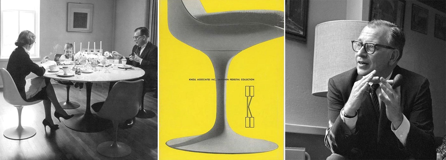 Eero Saarinen - Tulip Collection